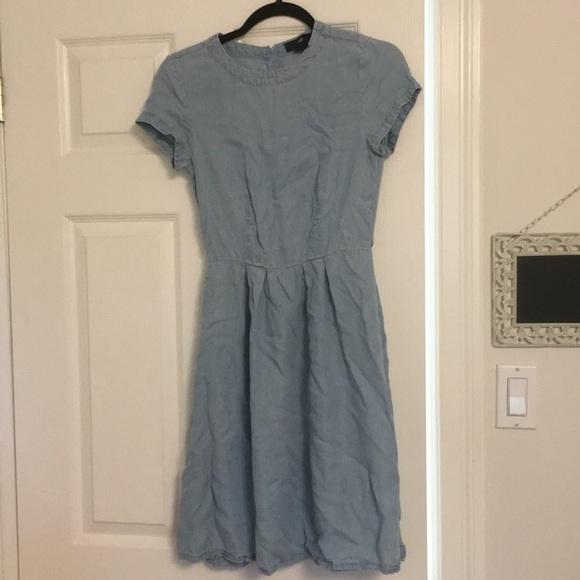 H&M Dresses & Skirts - Denim dress